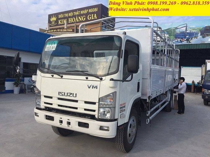 xe tải Vĩnh Phát