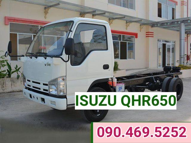 xe isuzu QH 650 Chassi