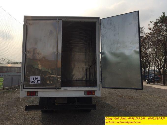 xe tải isuzu thùng kín 8 tấn