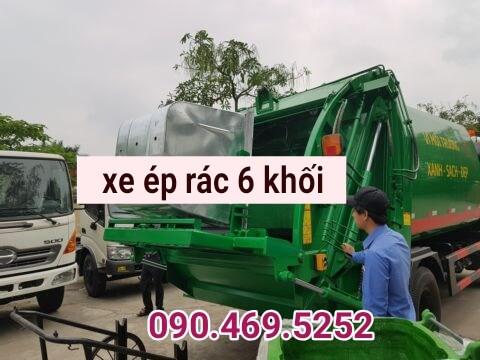 xe ep rac 6 khoi isuzu vinh phat