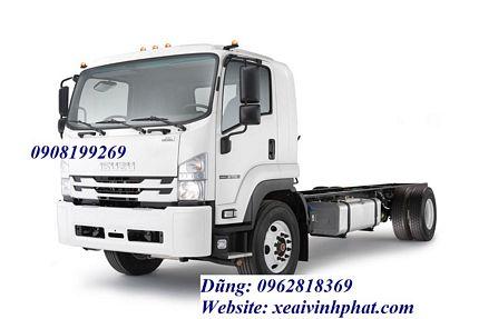 xe tải thùng siêu dài isuzu ft160