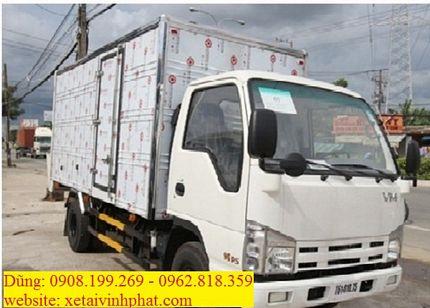 xe tải isuzu 3.5 tấn Vĩnh Phát