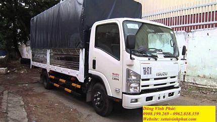 xe tải isuzu 3.5 tấn NK490 Vĩnh Phát