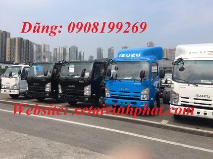 xe tải isuzu KR900