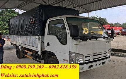 xe tải isuzu nk490 vĩnh phát