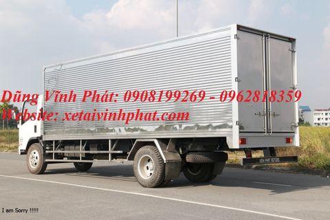 xe tải thùng dài 7 mét