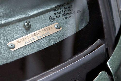tìm hiểu về số VIN trên ô tô