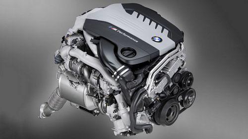 turbo tăng áp trên động cơ n57s
