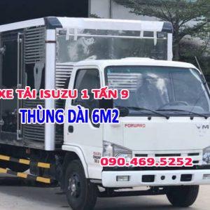 xe tải isuzu 1,9 tấn