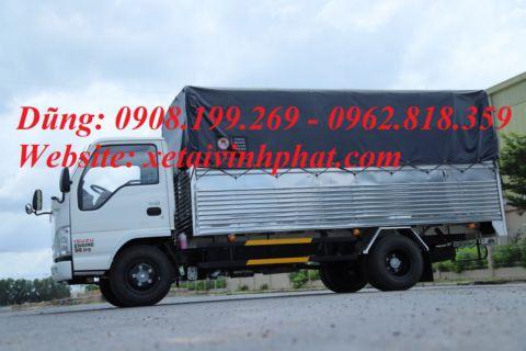 mua bán xe tải isuzu vĩnh phát tại hà nội
