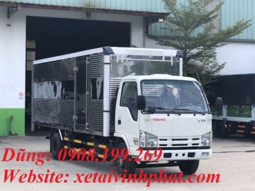 mua bán xe tải isuzu vĩnh phát tại miền nam