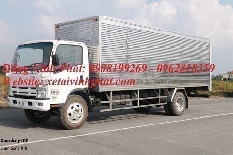 xe tải isuzu vĩnh phát tại hà nội