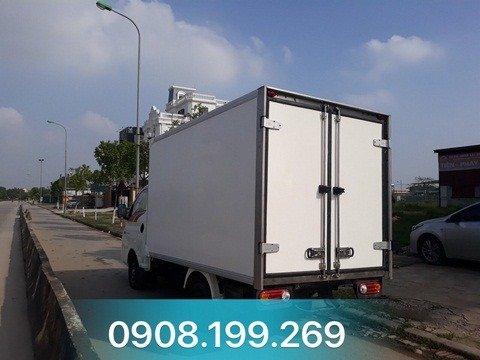 xe thùng đông lạnh 1 tấn h150