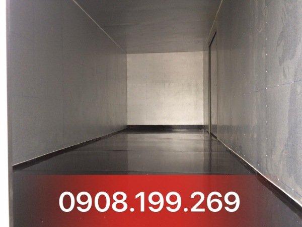 xe tải hino xzu352 3.5 tấn thùng dài 5.7 mét
