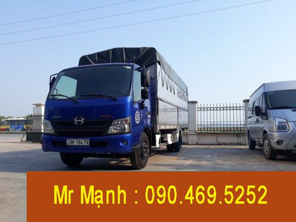 xe tải 4,5 tấn giá tốt